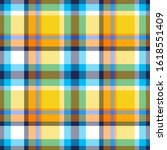 Tartan Seamless Plaid Pattern...