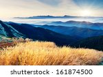 fantastic sunny day is in... | Shutterstock . vector #161874500
