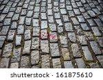 Old Cobblestone Street From Ne...