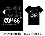 coffee break design template...   Shutterstock .eps vector #1618793563
