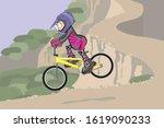 Cross Bike Competitor...