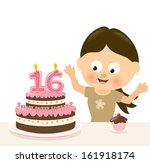 Surprise Sixteen Birthday