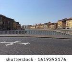 Bridge Over The Arno River In...