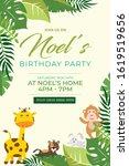 Birthday Invitation Template...