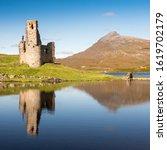 Lochinver  Scotland  Uk  ...