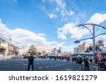 ueno  tokyo  japan  december 29 ... | Shutterstock . vector #1619821279