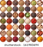 large collection of different... | Shutterstock . vector #161983694