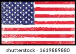 distressed flag of united... | Shutterstock .eps vector #1619889880