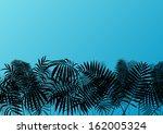 tropical exotic jungle grass...