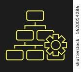 organization pyramid.... | Shutterstock .eps vector #1620054286