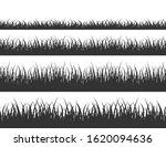green grass meadow border... | Shutterstock .eps vector #1620094636