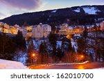 Mountains Ski Resort Bad...