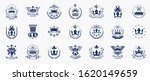 classic style crowns emblems... | Shutterstock .eps vector #1620149659