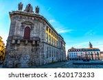 Porto  Portugal   January 2020...