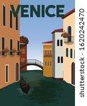 Venice Vector Illustration...