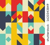 geometric artwork design with... | Shutterstock .eps vector #1620343849
