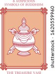 ashtamangala  8 auspicious...   Shutterstock .eps vector #1620559960