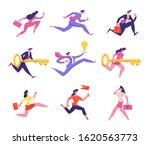 set of business people... | Shutterstock .eps vector #1620563773