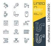 lineo editable stroke  ... | Shutterstock .eps vector #1620618820