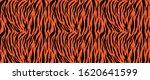 tiger stripes seamless pattern  ... | Shutterstock .eps vector #1620641599