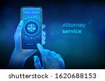 labor law  lawyer attorney at...   Shutterstock .eps vector #1620688153