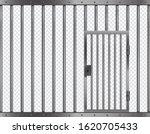 jail lattice with door in...   Shutterstock .eps vector #1620705433