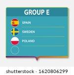 european football tournament... | Shutterstock .eps vector #1620806299