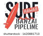 surfing artwork for t shirt... | Shutterstock .eps vector #1620881713