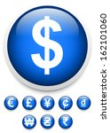 Currency Signs  Symbols Vector