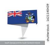 south georgia and the south... | Shutterstock .eps vector #1621140439