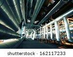 industrial zone  steel... | Shutterstock . vector #162117233