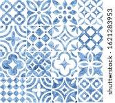 Seamless Moroccan Pattern....