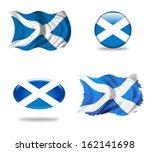 scotland | Shutterstock . vector #162141698