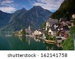hallstatt | Shutterstock . vector #162141758