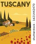 Tuscany Vector Illustration...