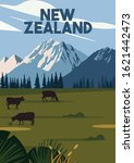 New Zealand Vector Illustration ...