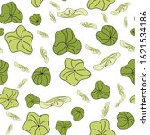 Lily Pads Scatter Pattern...