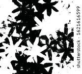 grunge background monochrome... | Shutterstock .eps vector #1621616599
