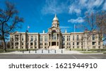State Capitol of Wyoming in Cheyenne