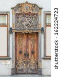 Antique Doors And Entrance To...