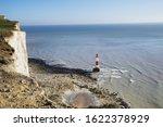 Beachy Head Lighthouse At The...
