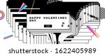 14 february valentines day love ... | Shutterstock .eps vector #1622405989