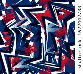 abstract seamless grunge urban... | Shutterstock .eps vector #1622442733