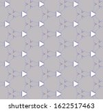 seamless geometric ornamental... | Shutterstock .eps vector #1622517463