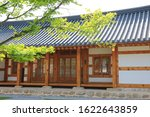 Namwon Yechon Hanok and Tree