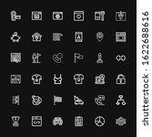 editable 36 ui icons for web...