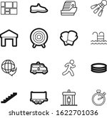 Sport Vector Icon Set Such As ...