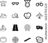sport vector icon set such as ...   Shutterstock .eps vector #1622701123