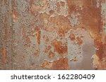 Industrial Rusty Metal...