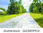 Raindrops On The Windshield...
